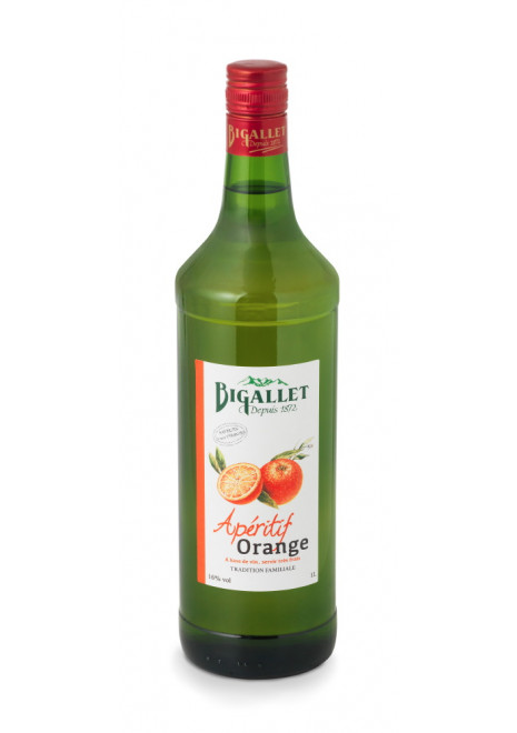 Apéritif orange