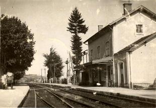 Gare de Virieu